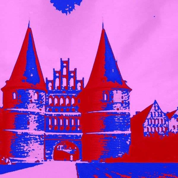 Popart Holstentor