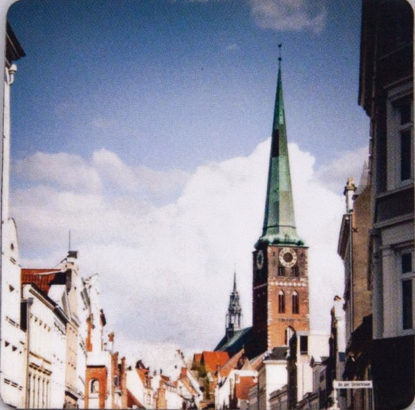 Lübeck-Magnet Jakobi-Kirche