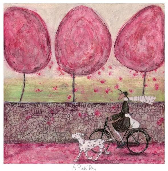 Pink Day_Galerie Ansichtssache