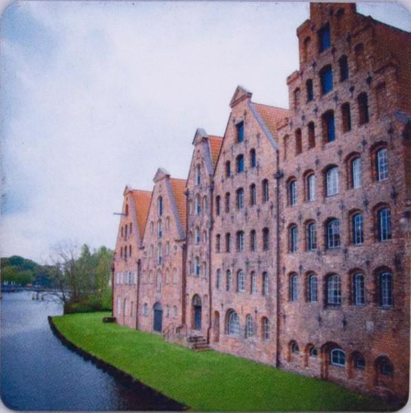 Lübeck-Magnet Salzspeicher