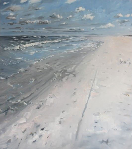 Großer Nordseestrand