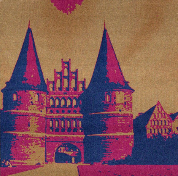 Popart Lübecker Holstentor