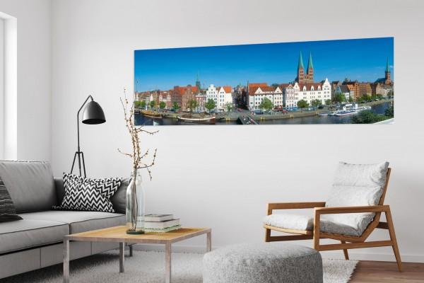 Lübeck an der Trave