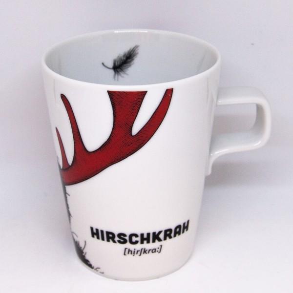 Hirschkrah II-Becher