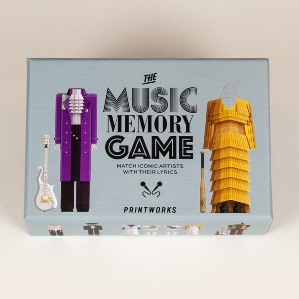 The Music Memory Game