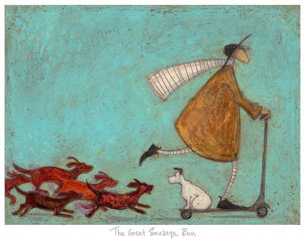 The Great Sausage Run
