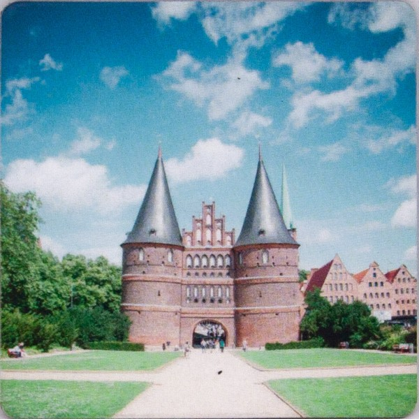 Lübeck-Magnet Holstentor