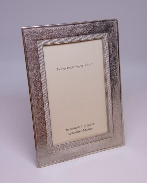 Zinn-Rahmen in 10x15 cm