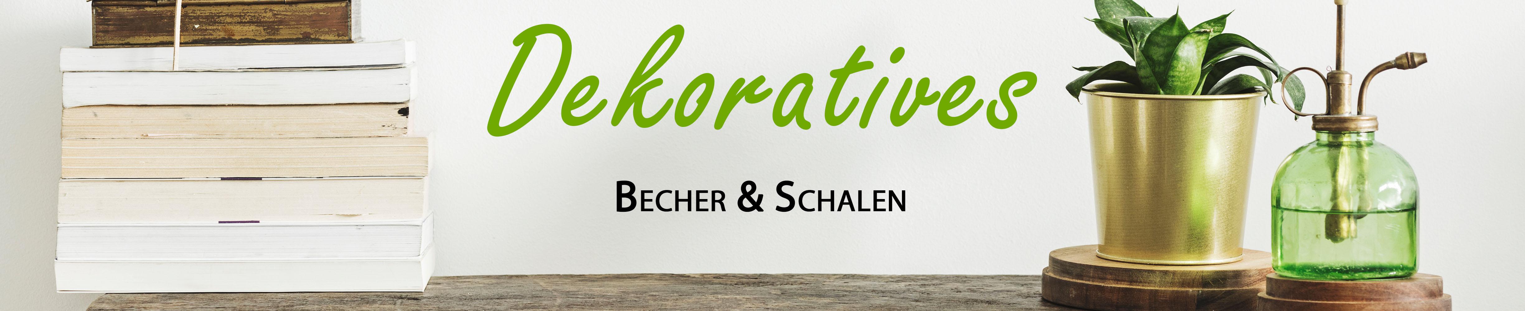 Kategorie: Becher & Schalen