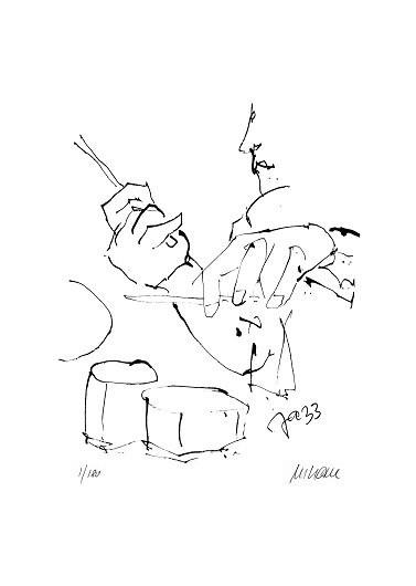 Jazz-Schlagzeug
