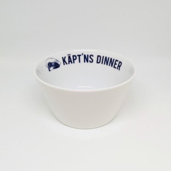 Käpt`ns Dinner-Schale