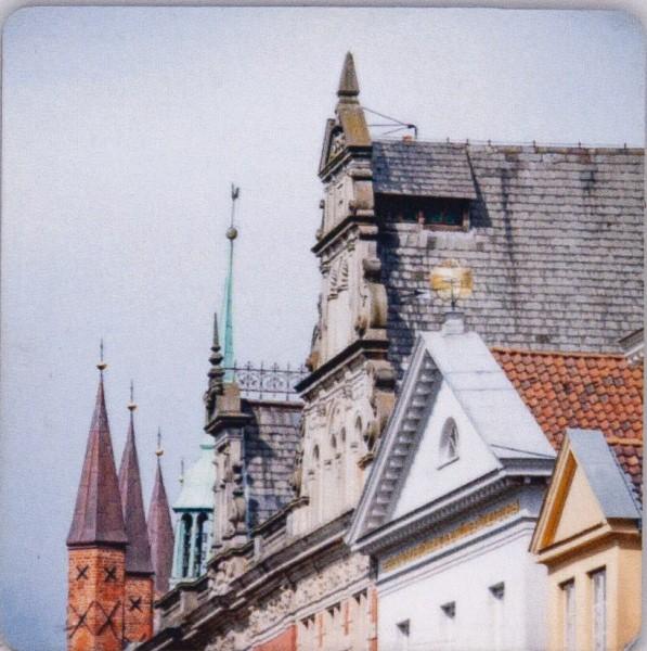Lübeck-Magnet Häuser