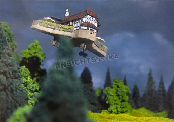 """Postkarte """"Frank Kunert - Ausflugslokal"""""""