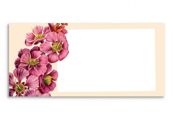 Notizblock Blume