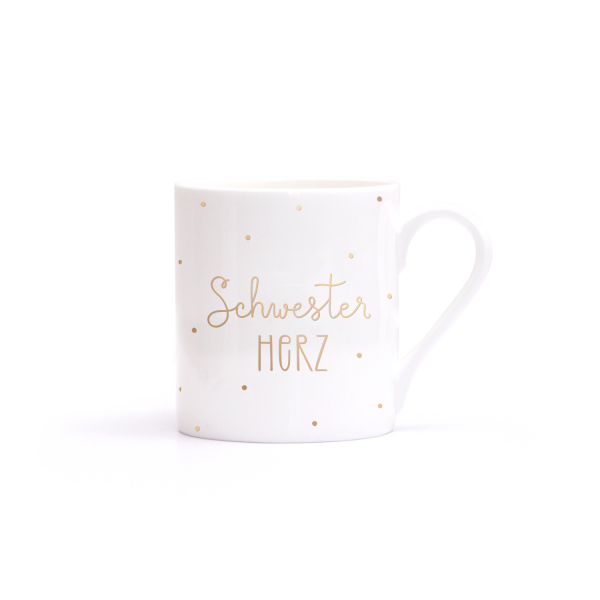 Schwesterherz-Becher